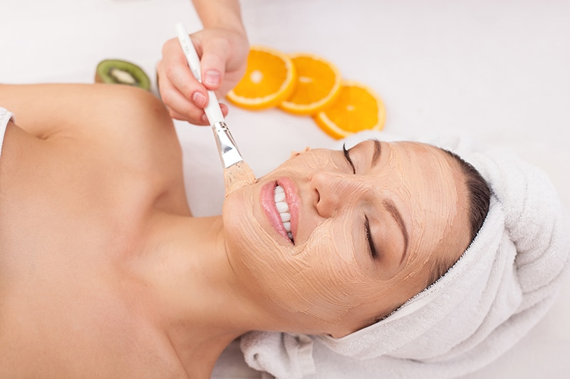 Image result for vitamin c facial